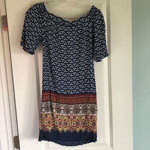 Caslon Dresses - Beautiful Caslon off shoulder dress